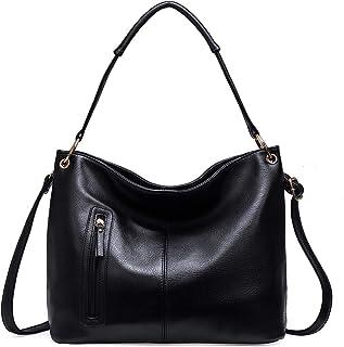 Borsa a tracolla da donna, JOSEKO borsa diagonale, borsa a tracolla elegante, borsa firmata Hobo bag, borsa grande in pell...