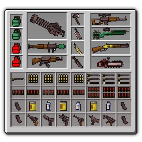 Guns Mod - Modern Guns