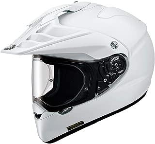 Shoei Hornet X2 Street Bike Racing Helmet,Medium,White
