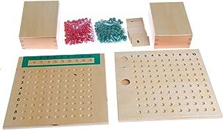 Best multiplication board montessori Reviews