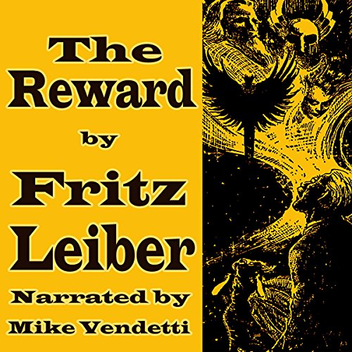 The Reward audiobook cover art