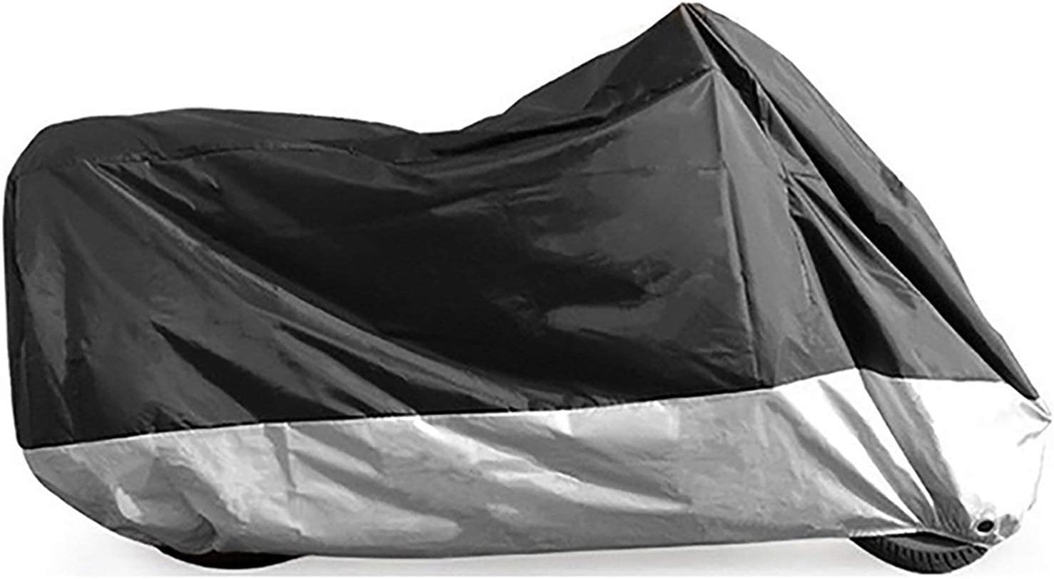 Motorcycle Cover Powersports Miami Mall Vehicle Limited time trial price Covers with - Mo Compatible
