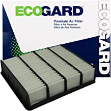ECOGARD XA4886 Premium Engine Air Filter Fits Toyota 4Runner, Tacoma / Lexus SC400, SC300 / Toyota Supra