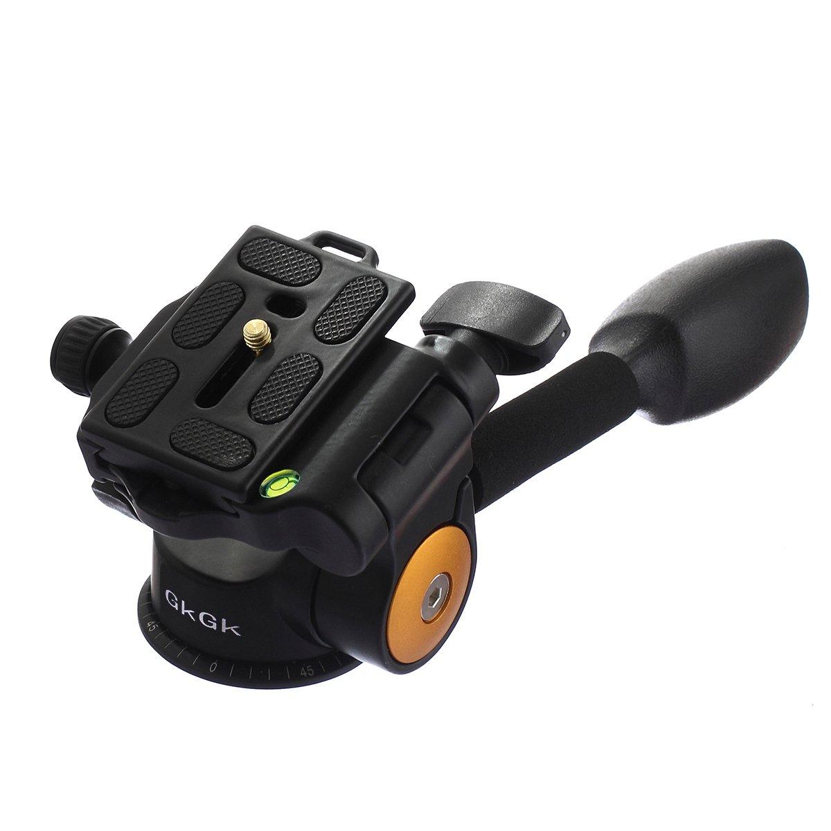 GkGk Rotation Hydraulic Three Dimensional Camcorder