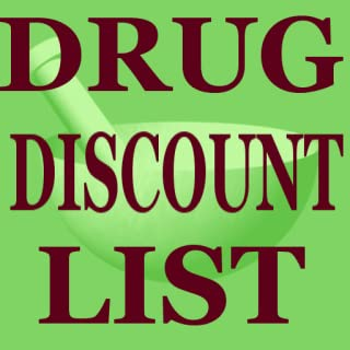 $3 / $4 Discount Drug List For Top Pharmacies ( Free, no Advertisements )