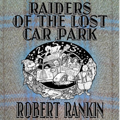 Raiders of the Lost Car Park cover art