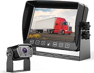 $159 » Backup Camera for Car 1080p HD Vehicle Backup Cameras DVR Function Rear View Reverse Camera RV Camera Back Up Camera with ...