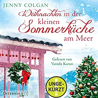 Weihnachten in der kleinen Sommerküche am Meer Titelbild