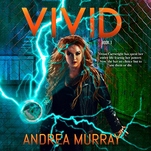 Vivid     The Vivid Trilogy, Book 1              De :                                                                                                                                 Andrea Murray                               Lu par :                                                                                                                                 Pamela Lorence                      Durée : 5 h et 58 min     Pas de notations     Global 0,0