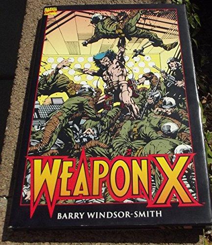 Arma X (Wolverine) (Marvel Comics) (X-Men)