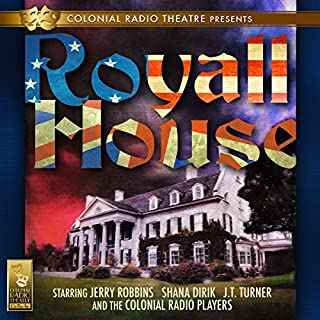 Royall House audiobook cover art