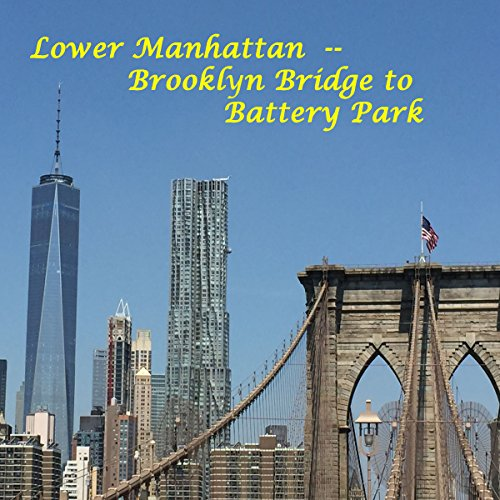 Lower Manhattan audiobook cover art