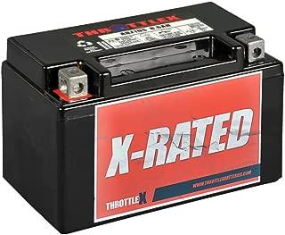 05-06 POWERSTAR YTZ10S 12V 8.6AH Replacement Battery for Honda CBR600RR 03-04 US Stock