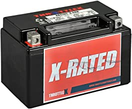 Best yamaha fz8 battery replacement Reviews