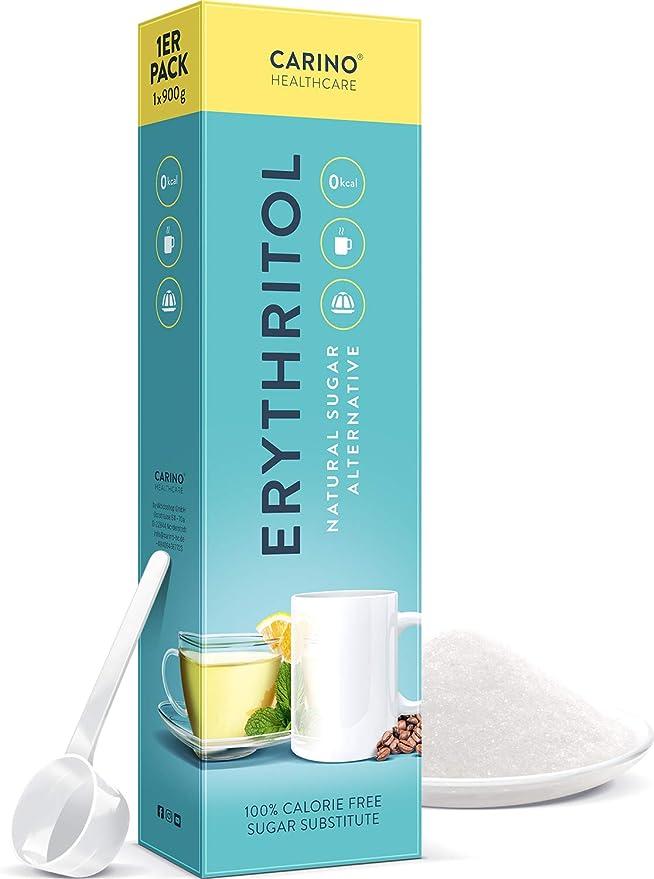 1368 opinioni per Erythritol polvere Sostituto dello zucchero- 900g