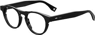 FENDI - FF M0015 807 49 Gafas de sol, Negro (Black), Hombre