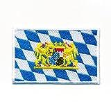 U24 Aufn/äher Bayern Aufb/ügler Patch