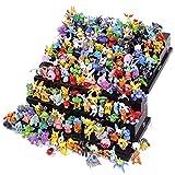 144pcsポケモン -ポケットモンスター ピカチュウ ミニ 2 cm 玩具人形 置物 モデルコレクション