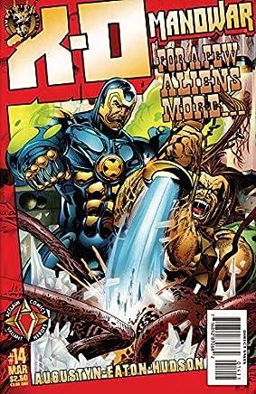 X-O Manowar (1996-1998) #14 (English Edition)