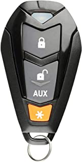 KeylessOption Keyless Entry Remote Starter Car Key Fob Aftermarket Alarm for Viper EZSDEI7141 474V photo