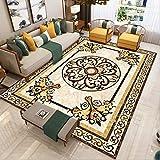 alfombra Pasillo Cocina Escalera Diseño Moderno - Las alfombras de los dormitorios son una calidad exquisita, informal, tallada, elegante, estilo étnico, resistente suciedad y duradera.-160x 230CM