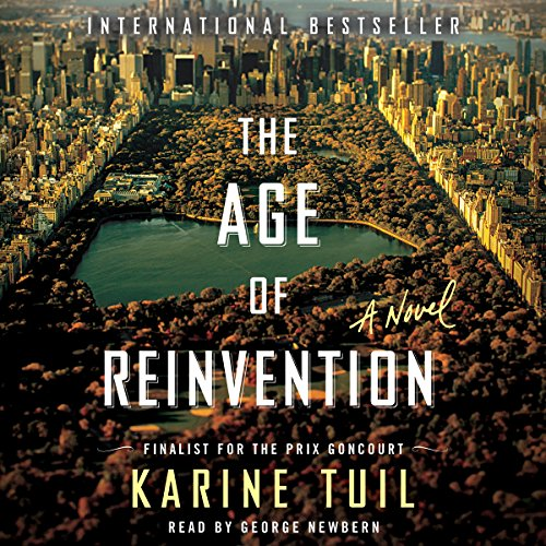 The Age of Reinvention audiobook cover art