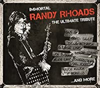 V.A. - Immortal Randy Rhoads The Ultimate Tribute (CD+DVD) [Japan CD] WPZR-30635 by V.A.