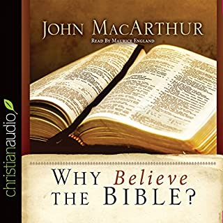 Why Believe the Bible? cover art