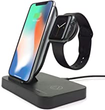 choetech qi wireless charging stand
