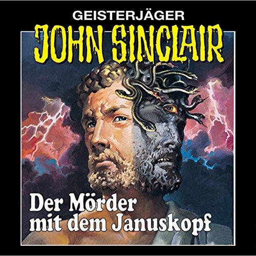 Der Mörder mit dem Janus-Kopf (John Sinclair 5) [Remastered] audiobook cover art