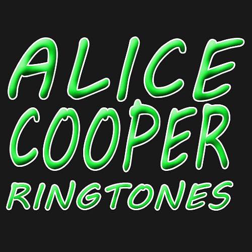 Alice Cooper Ringtones Fan App