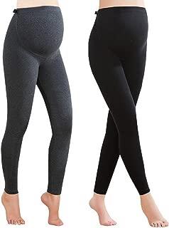 Women's Over The Belly Super Soft Support Maternity Leggings