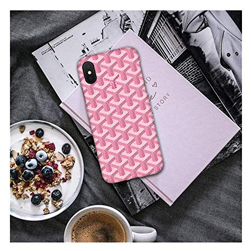 for iPhone 7 Plus/8 Plus,Leather Design Shockproof Anti-Fall Protection Cover Case