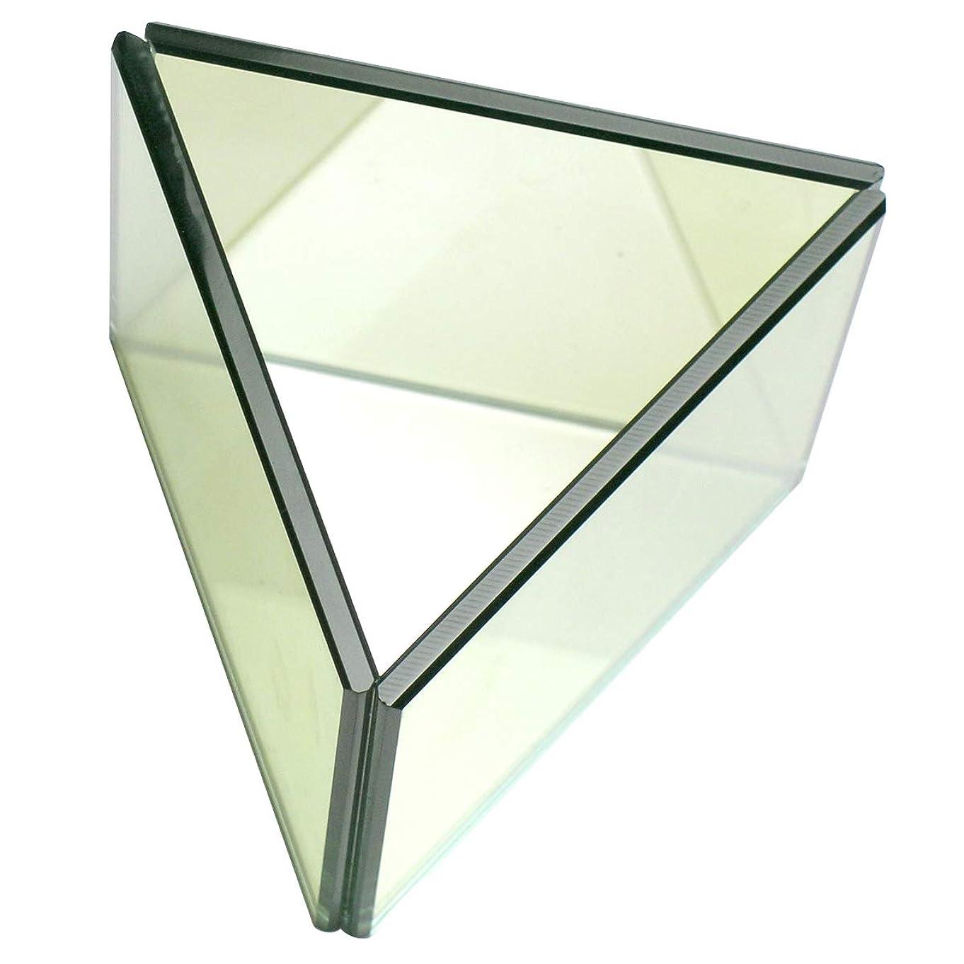 対応する高さ熱意無限連鎖キャンドルホルダー トライアングル ガラス キャンドルスタンド ランタン 誕生日 ティーライトキャンドル