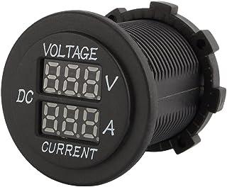 Bomcomi DC 100V 200A sans Fil amp/èrem/ètre Tension KWh wattm/ètre Batterie de Voiture Coulom/ètre Capacit/é testeur Moniteur dalimentation