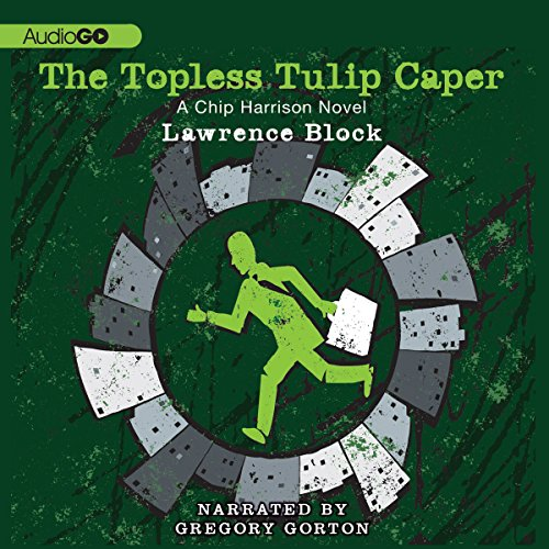 The Topless Tulip Caper cover art
