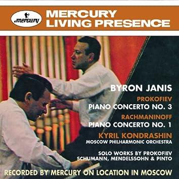 Prokofiev: Piano Concerto No.3 / Rachmaninov: Piano Concerto No.1