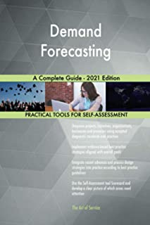 Demand Forecasting A Complete Guide - 2021 Edition