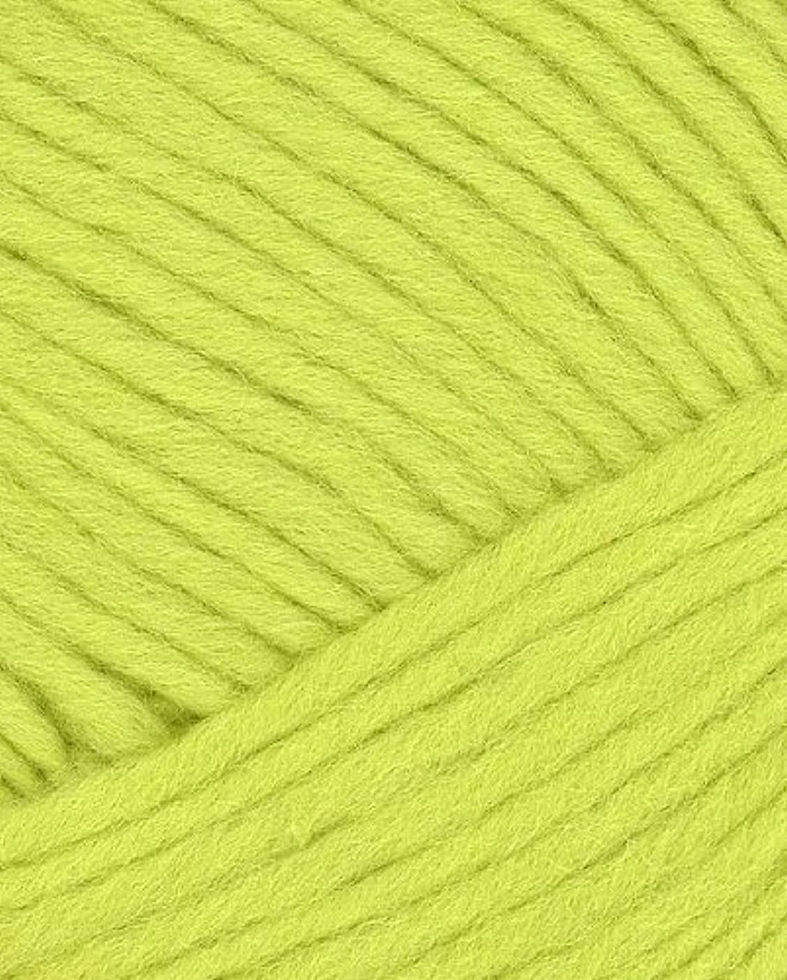 Crystal Palace Iceland Solid Yarn 1240 Limeade
