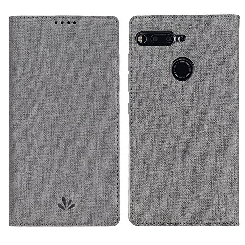 Essential PH-1 Phone Case, Foluu Latest Flip Cover PU Leather...
