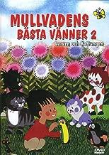 Little Mole's Best Friends 2 (3 Episodes) ( The Three Cats / Larva / Rooster and Hen ) ( Krtek ) [ NON-USA FORMAT, PAL, Reg.0 Import - Finland ]
