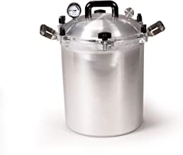 All American 30-Quart Pressure Cooker Canner