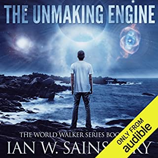 The Unmaking Engine audiobook cover art