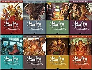 Buffy the Vampire Slayer - Season 8 - Complete Set of 8 Volumes