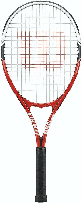 los clientes primero Wilson Federer - - - Raqueta de tenis para adulto, encordada  estar en gran demanda