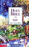 Holy Bible New International Readers Version: Kids' Study Bible