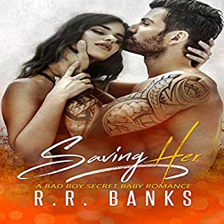 Saving Her audiobook cover art
