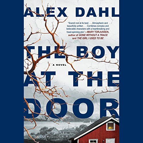 Couverture de The Boy at the Door