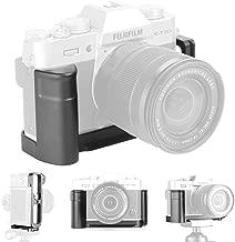 XT20 Grip Vertical Shoot Hand Grip QR Quick Release L Plate Camera Bracket Holder for Fuji Fujifilm XT10 X T10 X-T10 XT20 X T20 X-T20