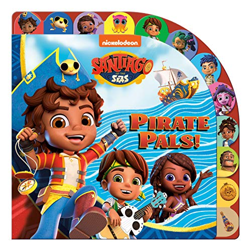 Pirate Pals! (Santiago of the Seas)